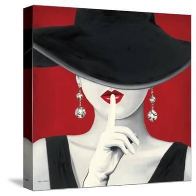 Haute Chapeau Rouge I-Marco Fabiano-Stretched Canvas Print