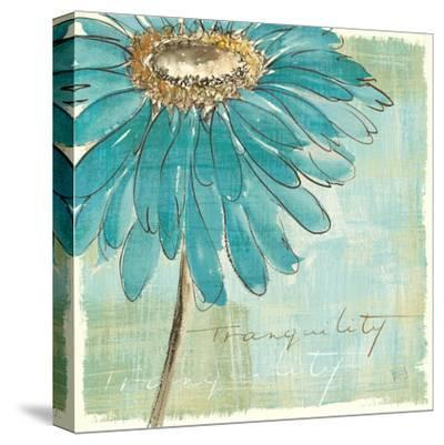 Spa Daisies III-Chris Paschke-Stretched Canvas Print