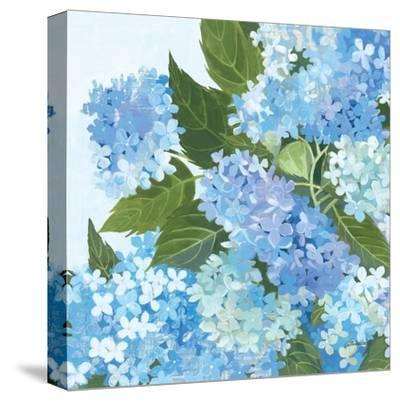 Decorative Hydrangea I-Kathrine Lovell-Stretched Canvas Print