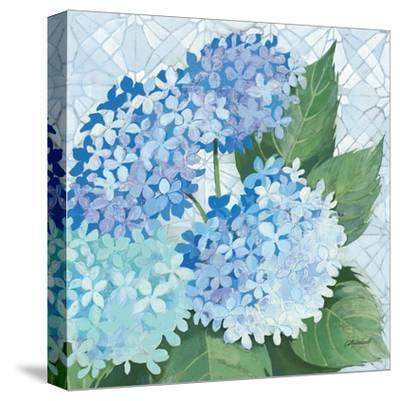Decorative Hydrangea II-Kathrine Lovell-Stretched Canvas Print