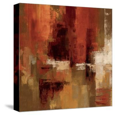 Castanets Square I--Stretched Canvas Print