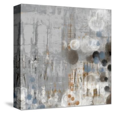 Bubbly I-Jennifer Goldberger-Stretched Canvas Print