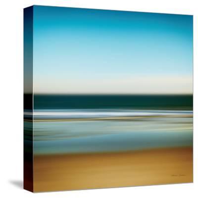 Sea Stripes I-Katherine Gendreau-Stretched Canvas Print