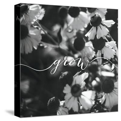 Grow-Laura Marshall-Stretched Canvas Print