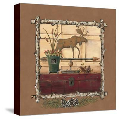 Northern Exposure-Jo Moulton-Stretched Canvas Print