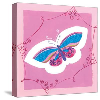 Butterfly I-Cindy Shamp-Stretched Canvas Print