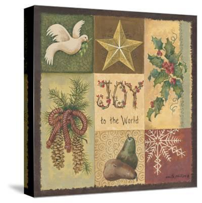 Joy to the World-Anita Phillips-Stretched Canvas Print