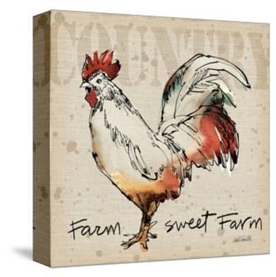 Farm Life V-Anne Tavoletti-Stretched Canvas Print