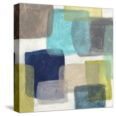 Transparency I-Megan Meagher-Stretched Canvas Print