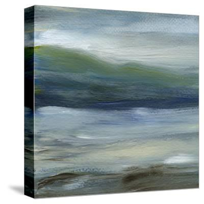 Denim Dance I-Lisa Choate-Stretched Canvas Print