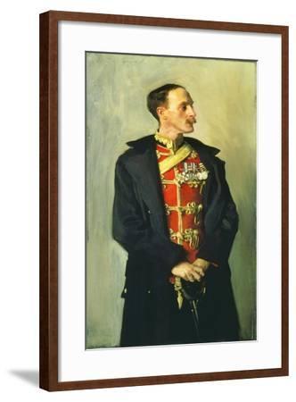 Colonel Ian Hamilton, CB, DSO-John Singer Sargent-Framed Giclee Print