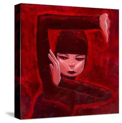Ninja I-Aaron Jasinski-Stretched Canvas Print