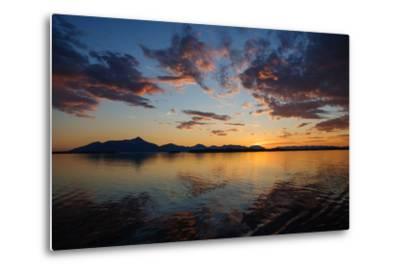 Sunset-Dimarik-Metal Print