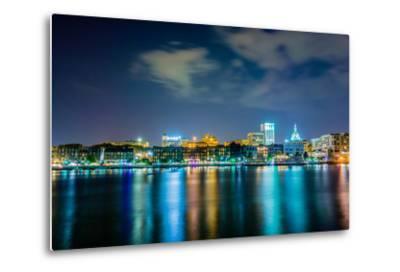 Savannah Georgia Waterfront and Street Scenes-digidreamgrafix-Metal Print