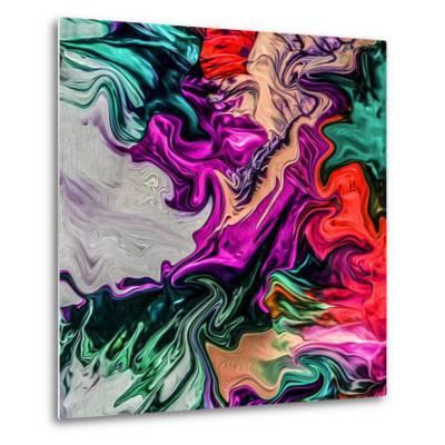 Abstract-reznik_val-Metal Print