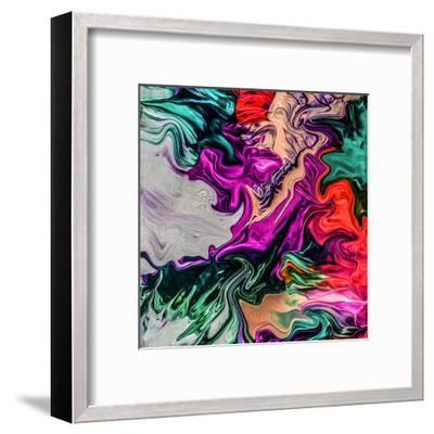 Abstract-reznik_val-Framed Art Print