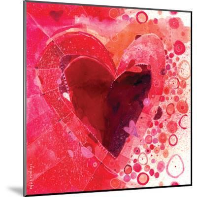 RR Heart 7-Robbin Rawlings-Mounted Art Print