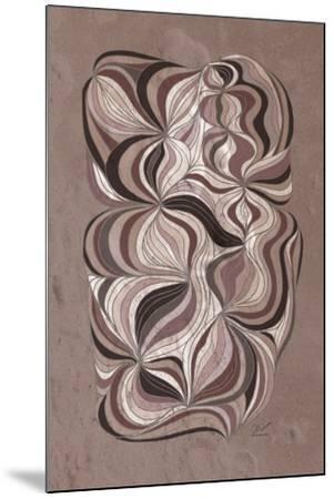 Ancient Swirl-Dominique Vari-Mounted Art Print