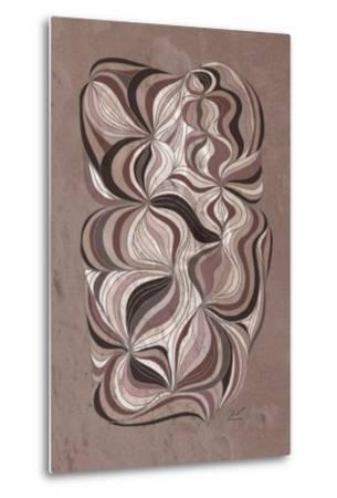 Ancient Swirl-Dominique Vari-Metal Print