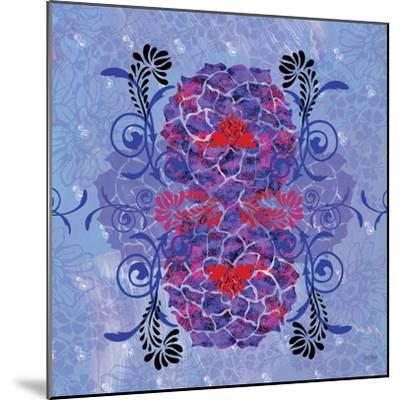 Boho Floral Boutique-Bee Sturgis-Mounted Art Print