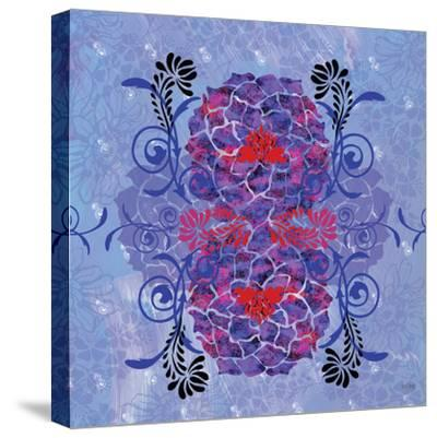 Boho Floral Boutique-Bee Sturgis-Stretched Canvas Print