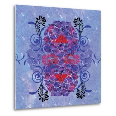 Boho Floral Boutique-Bee Sturgis-Metal Print