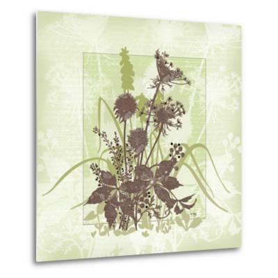 Floral Bouquet-Bee Sturgis-Metal Print