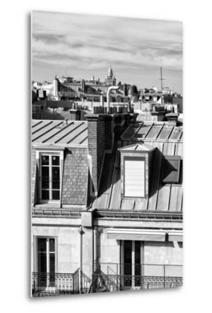 Paris Focus - Paris Roofs-Philippe Hugonnard-Metal Print