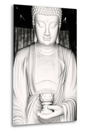 China 10MKm2 Collection - White Buddha-Philippe Hugonnard-Metal Print
