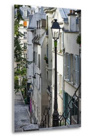 Paris Focus - Montmartre-Philippe Hugonnard-Metal Print