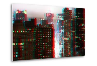 After Twitch NYC - Fog New York-Philippe Hugonnard-Metal Print