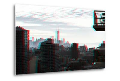 After Twitch NYC - For Home-Philippe Hugonnard-Metal Print