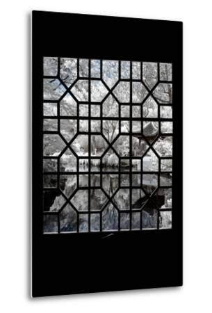 China 10MKm2 Collection - Asian Window - Another Look Series - White Island-Philippe Hugonnard-Metal Print