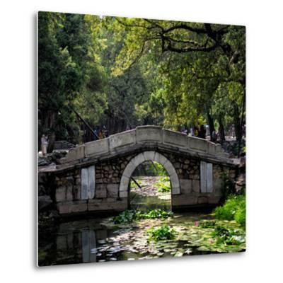 China 10MKm2 Collection - Asian Bridge-Philippe Hugonnard-Metal Print