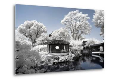 China 10MKm2 Collection - Another Look - Park Temple-Philippe Hugonnard-Metal Print