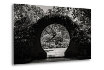China 10MKm2 Collection - Chinese Garden-Philippe Hugonnard-Metal Print