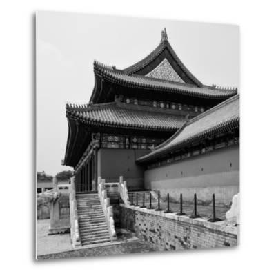 China 10MKm2 Collection - Forbidden City Architecture - Beijing-Philippe Hugonnard-Metal Print