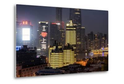 China 10MKm2 Collection - I Love Shanghai-Philippe Hugonnard-Metal Print