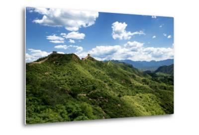 China 10MKm2 Collection - Great Wall of China-Philippe Hugonnard-Metal Print