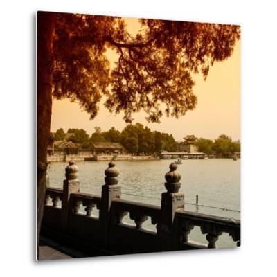 China 10MKm2 Collection - Kunming Lake - Beijing-Philippe Hugonnard-Metal Print