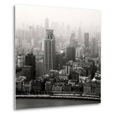 China 10MKm2 Collection - Shanghai-Philippe Hugonnard-Metal Print