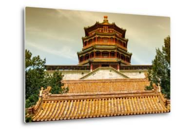 China 10MKm2 Collection - Summer Palace Temple-Philippe Hugonnard-Metal Print