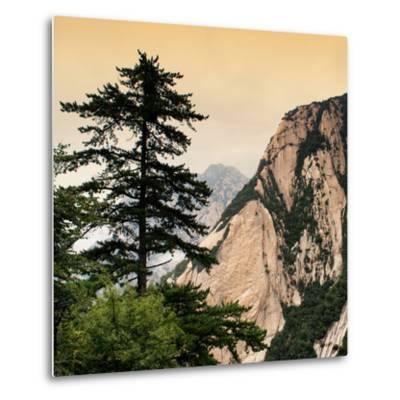 China 10MKm2 Collection - Mount Huashan - Shaanxi-Philippe Hugonnard-Metal Print