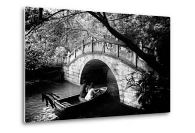 China 10MKm2 Collection - Romantic Boat Ride-Philippe Hugonnard-Metal Print