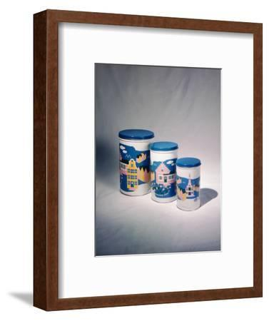 Best Selling Christmas Gifts - Tin Cans-Nina Leen-Framed Photographic Print