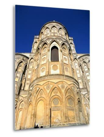 Cathedral, Monreale, Sicily, Italy-Peter Thompson-Metal Print