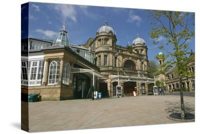 Buxton Opera House, Derbyshire-Peter Thompson-Stretched Canvas Print