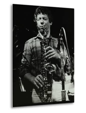 The Daryl Runswick Quartet in Concert at the Stables, Wavendon, Buckinghamshire, 1981-Denis Williams-Metal Print