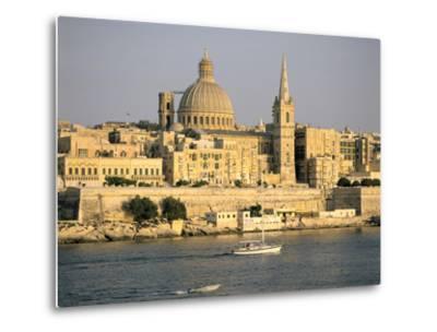 Valletta, Malta-Peter Thompson-Metal Print