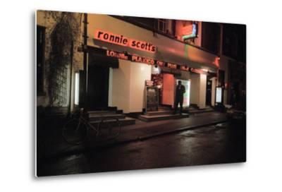 Ronnie Scott Club, 2003-Brian O'Connor-Metal Print